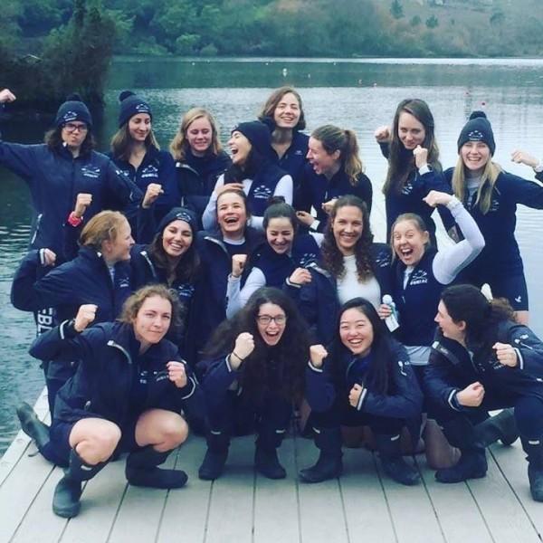 OUWLRC Squad 2016-17
